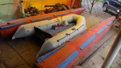 """Лодка пвх """"Солар-310"""" с усиленным днищем"""