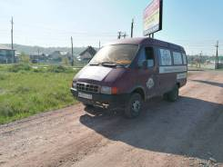 ГАЗ 2705 комби, 1998