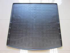 Модельный коврик в багажник Mitsubishi Outlander с 2012- г. (гибрид)