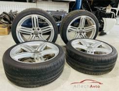 Комплект дисков с резиной Audi R19. Без пробега по РФ.