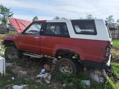 Toyota Hilux Surf, 1984