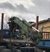 "Продам гидроманипулятор для леса ""Jonsered 090"""