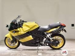 Мотоцикл BMW K1200S 2005, Жёлтый, черный пробег 46185