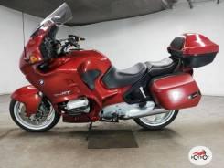 Мотоцикл BMW R 1100 RT 1996, Красный пробег 97507