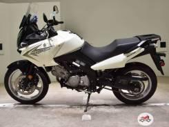 Мотоцикл Suzuki V-Strom DL 650 2011, Белый пробег 19630