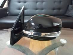 Зеркало левое Lexus LX 570 450D Black Vision