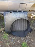 Продам радиатор охлаждения двигателя ssangyong istana