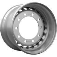 Грузовой диск Asterro 9.00x22.5/10x335 D281 ET159 Silver 721669500