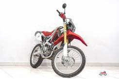 Мотоцикл Honda CRF 250L 2015, Красный пробег 34146