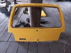 Задняя крышка багажника ваз 1111 ока