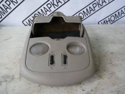 Плафон салона передний Almera N16