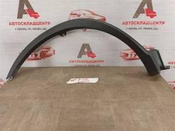 Накладка ( расширитель ) арки крыла - сзади справа Toyota Rav-4 (Xa40) 2012-2019 2012-2015 [7560542190], правая задняя