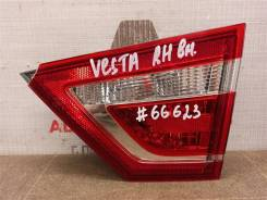 Фонарь правый - вставка в дверь / крышку багажника Lada Vesta [8450006964]