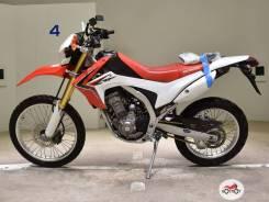 Мотоцикл Honda CRF 250L 2013, Красный пробег 36988