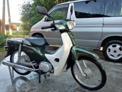 Honda Super Cub 50, 2012