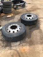 Пара колес в сборе 315-70-R22.5 Alcoa 9.00 Michelin X Energy