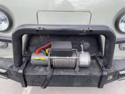 Лебедка Electric Winch 12000LB/5443 кг на УАЗ или Н И В У