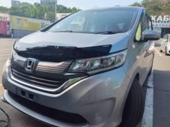 Дефлектор накапотник мухобойка Honda Freed 2018