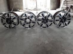 Литые колёсные диски на прадо 150