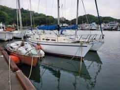 Яхта круизная 32 фута N320 Tramper из Японии