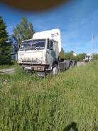 КамАЗ 54112, 1990