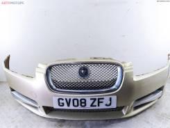 Бампер передний Jaguar XF 2008 ( Седан )