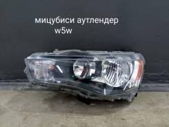 Фара Mitsubishi Outlander CW5W мицубиси аутлендер