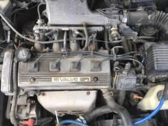 Двигатель 5AFE Toyota Corolla AE100