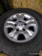 Продам колеса 275-65-17