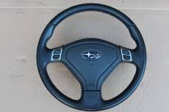 Руль с кнопками и подушкой Subaru Forester SG