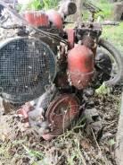 Двигатель Т-25 совместно с МКПП ЗИЛ 130+кардан