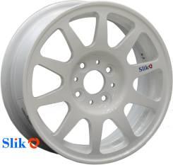 Кованые спорт диски Slik L-1727S R14x5,5J