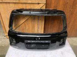 Крышка багажника оригинальная на ниссан патрол y 62 2010-2017 г