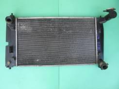 Радиатор охлаждения двигателя Toyota Corolla/Fielder, NZE121/ZZE,1NZFE.