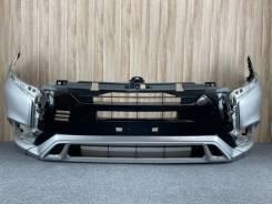 Бампер передний Mitsubishi Outlander 3 GF 2019г (рестайлинг)
