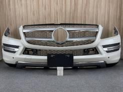 Бампер передний Mercedes-Benz Gl-Class W166