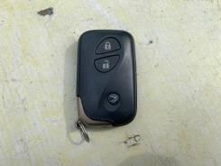 Smart ключ Lexus LS600H 89904-75040