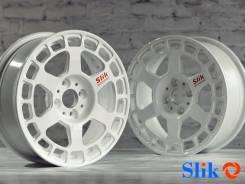 Спортивные кованые диски Slik L-151S R15 5,5J 4x100
