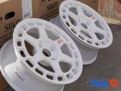 Спортивные кованые диски Slik L-151S R15 5,5J 4x98