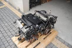 Контрактный Двигатель Volkswagen, проверенный на ЕвроСтенде в Перми.
