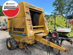 Видео работы! Пресс подборщик Vermeer 604 Series K Silage N 905 USA