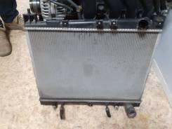 Радиатор оригинал Toyota Funcargo, Platz, Vitz, Ist, Probox, BB и др.