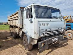 КамАЗ 53208, 1990