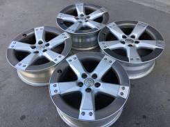 """Оригинальные литые диски Toyota 18"""" 7J et35 5x114,3"""