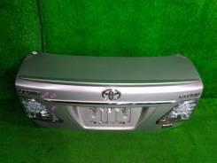 Крышка багажника Toyota Crown, GWS204 [016W0002161], задняя