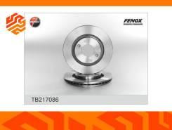 Диск тормозной Fenox TB217086 передний