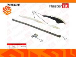 Комплект цепи ГРМ Masterkit 77B0140K