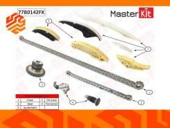 Комплект цепи ГРМ Masterkit 77B0142FK