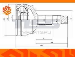 ШРУС внешний JD JCT0139