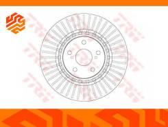 Диск тормозной TRW DF6265 передний